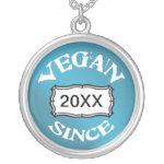 Vegan Jewelry Personalized
