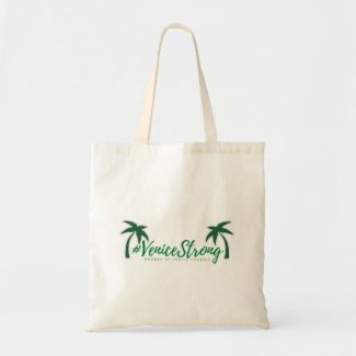 #VeniceStrong Canvas Bag