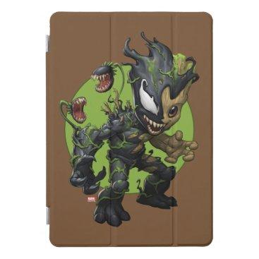 Venomized Baby Groot iPad Pro Cover