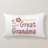 Great Grandmother Pillows - Decorative & Throw Pillows ...