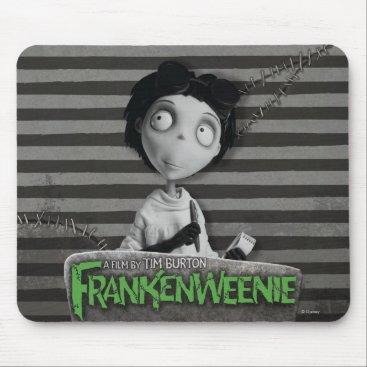 Victor  Frankenstein Mouse Pad