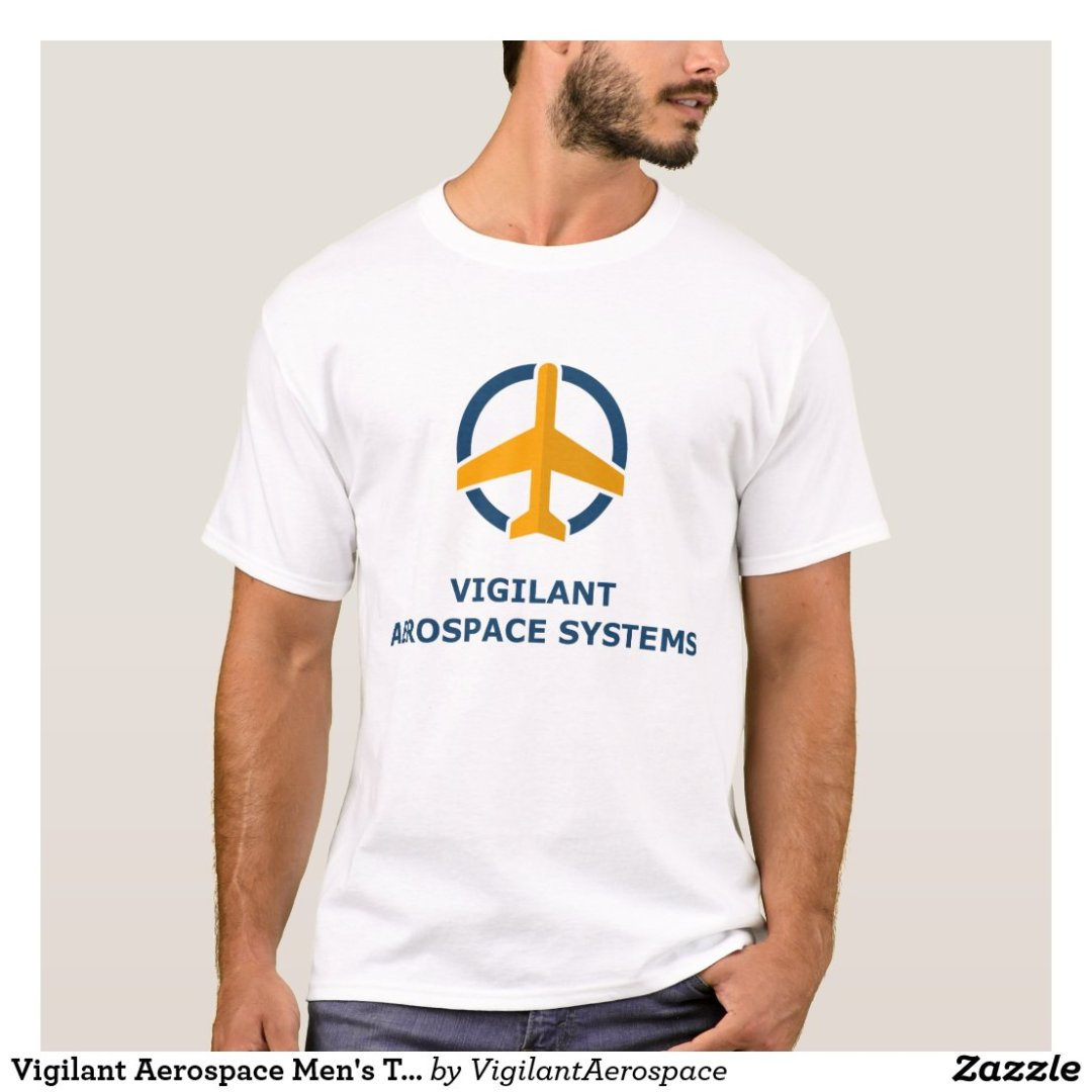 Vigilant Aerospace Men's T-shirt