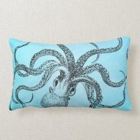 Octopus Pillows - Octopus Throw Pillows | Zazzle