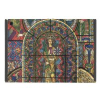Vintage Architecture, Church Stained Glass Window iPad ...