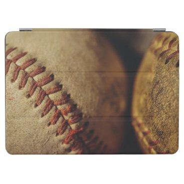 Vintage Baseballs iPad Air Cover
