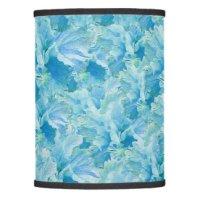 Turquoise Lamp Shades | Zazzle