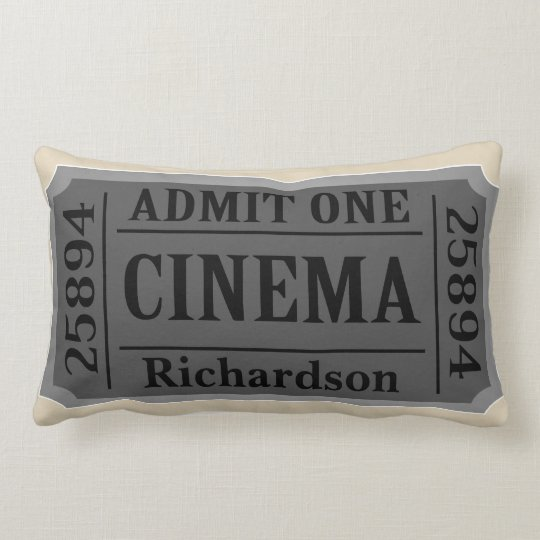 vintage cinema movie ticket