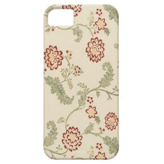 Vintage floral iphone5 cases