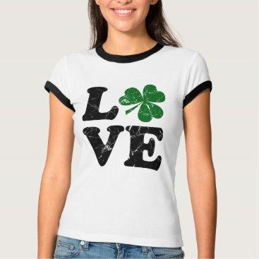 Vintage Irish Love T-Shirt