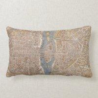 Paris Pillows - Decorative & Throw Pillows   Zazzle