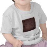 Vintage Victorian Grunge - Chocolate Swirls t-shirts