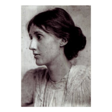 Virginia Woolf, 1902 Print