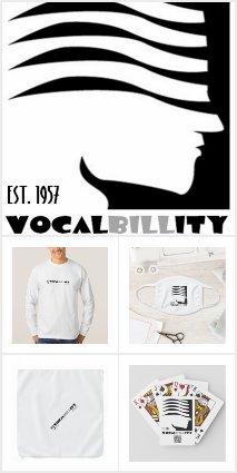 VocalBillity Logos