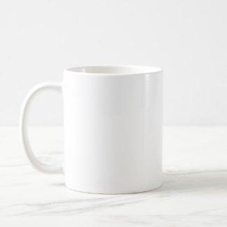 Vote ABC mug mug