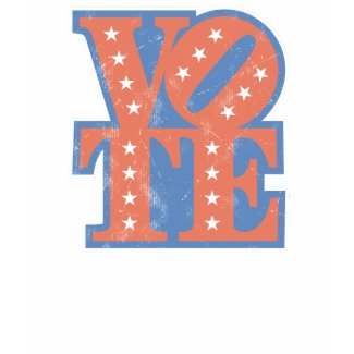 Vote Love shirt