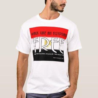 Walk Like An Egyptian: Free - Shirt shirt