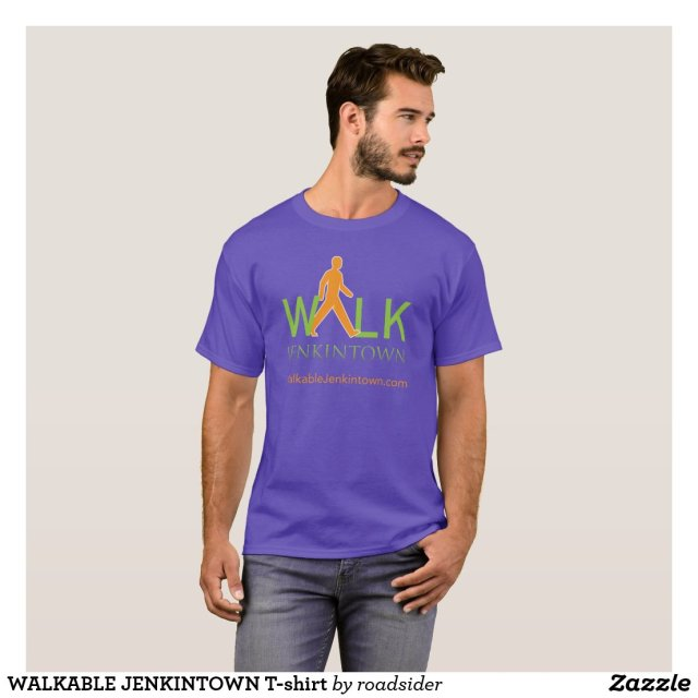 WALKABLE JENKINTOWN T-shirt