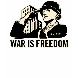War is Freedom shirt