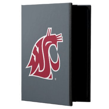 Washington State Cougar iPad Air Cover