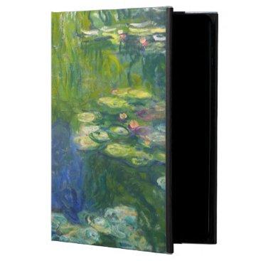 Water Lilies iPad Air/Air2 Case