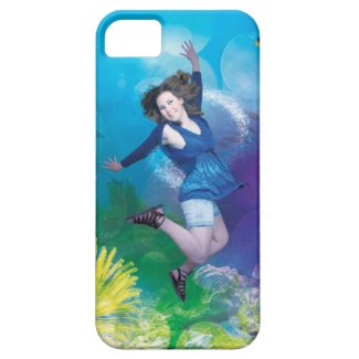 Water Magic Iphone Case iPhone 5 Case