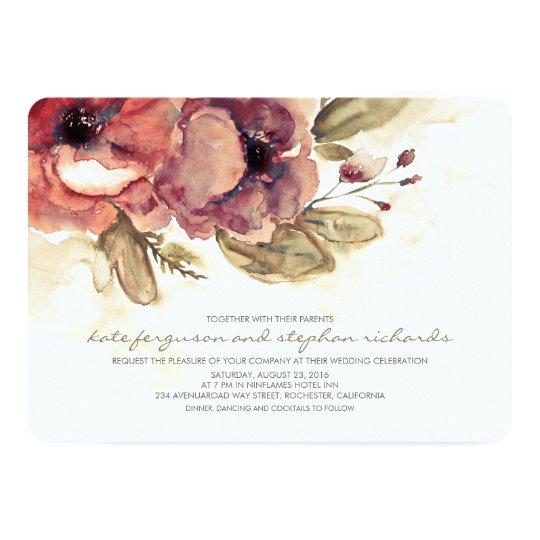 Custom Wedding Invitations Jinaiji