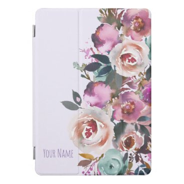 "watercolour floral Apple 10.5"" iPad Pro iPad Pro Cover"