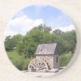 Watermill Coaster coaster