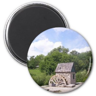 Watermill Magnet magnet
