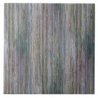 Bamboo Look Ceramic Tiles | Zazzle