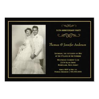 50th Anniversary Invitation Wedding 25th Invitations