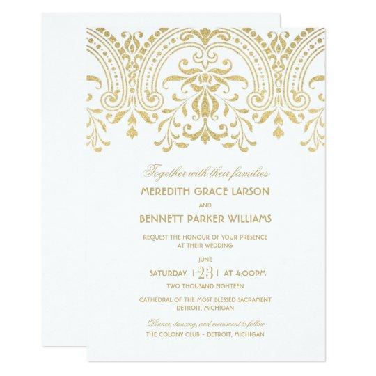 Cheap Wedding Invitations Zazzle