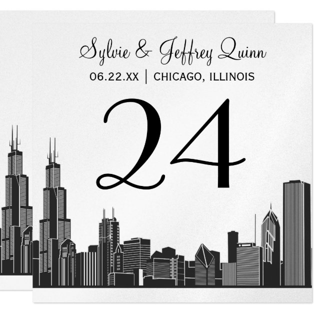 Custom Invitations Chicago