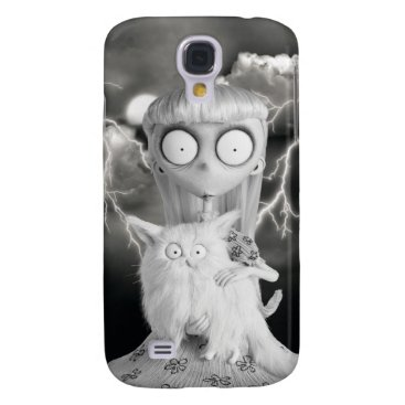 Weird Girl Galaxy S4 Cover