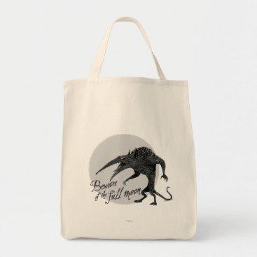 Wererat: Beware of the Full Moon Tote Bag