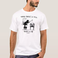 Where There's A Will There's A Way (Cat Attitude) T-Shirt