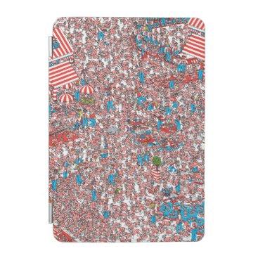 Where's Waldo Land of Woofs iPad Mini Cover