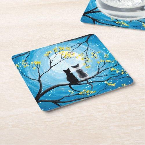 Square Paper Coaster