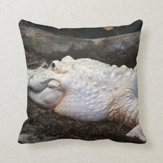 Alligator Pillows