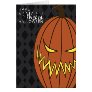 Wicked Halloween Cards