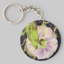 Wild Morning Glory by Alexandra Cook keychains