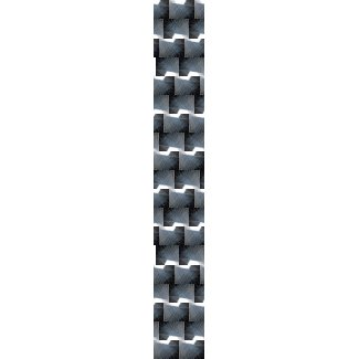 Wild NY Art Tie - CricketDiane Ugly Men's Ties tie