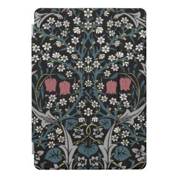 William Morris Blackthorn Floral Art Nouveau iPad Pro Cover