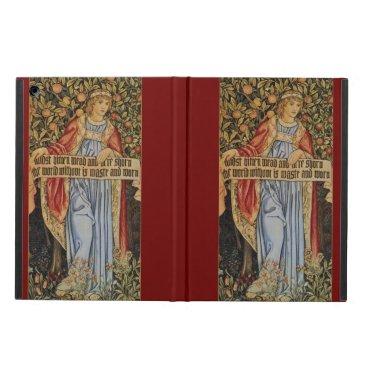 William Morris Pre-Raphaelite Summer I Pad Cover