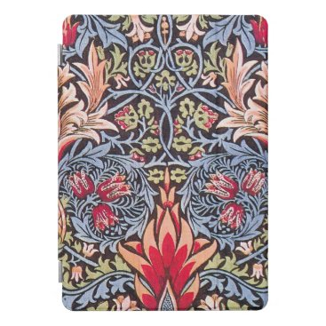 William Morris Snakeshead Floral Art Nouveau iPad Pro Cover