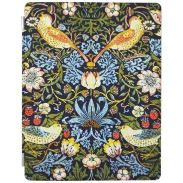 William Morris: Strawberry Thief vintage design iPad Smart Cover