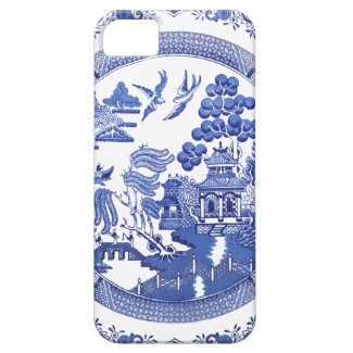 Willow Pattern iPhone5 Cases