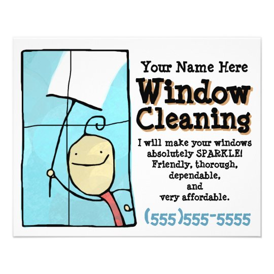 office cleaning flyers