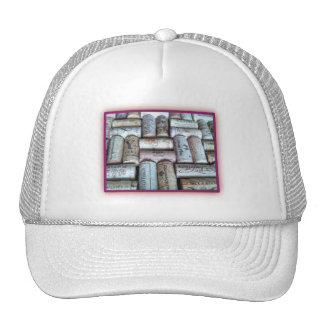 Wine Cork Tray Trucker Hat