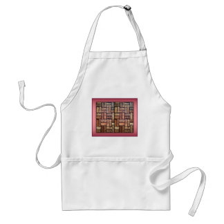 Wine Corks Collage Aprons